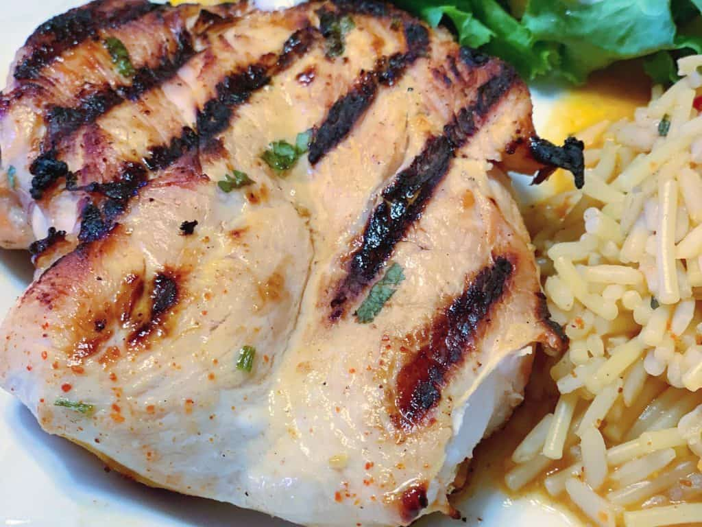 Chili Lime Grilled Chicken Recipe