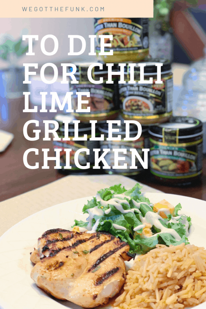 The BEST Chili Lime Grilled Chicken Recipe