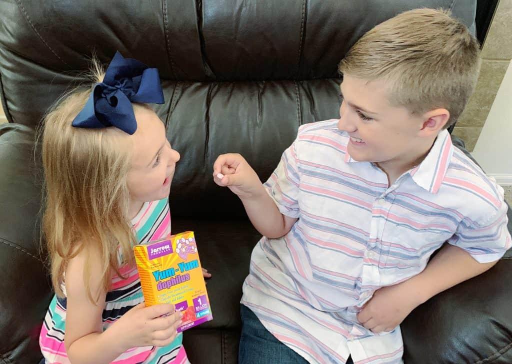 Kids and probiotics