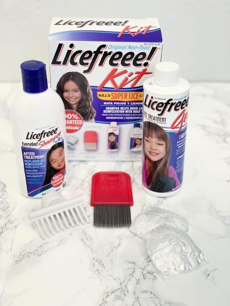 Licefreee! Kit