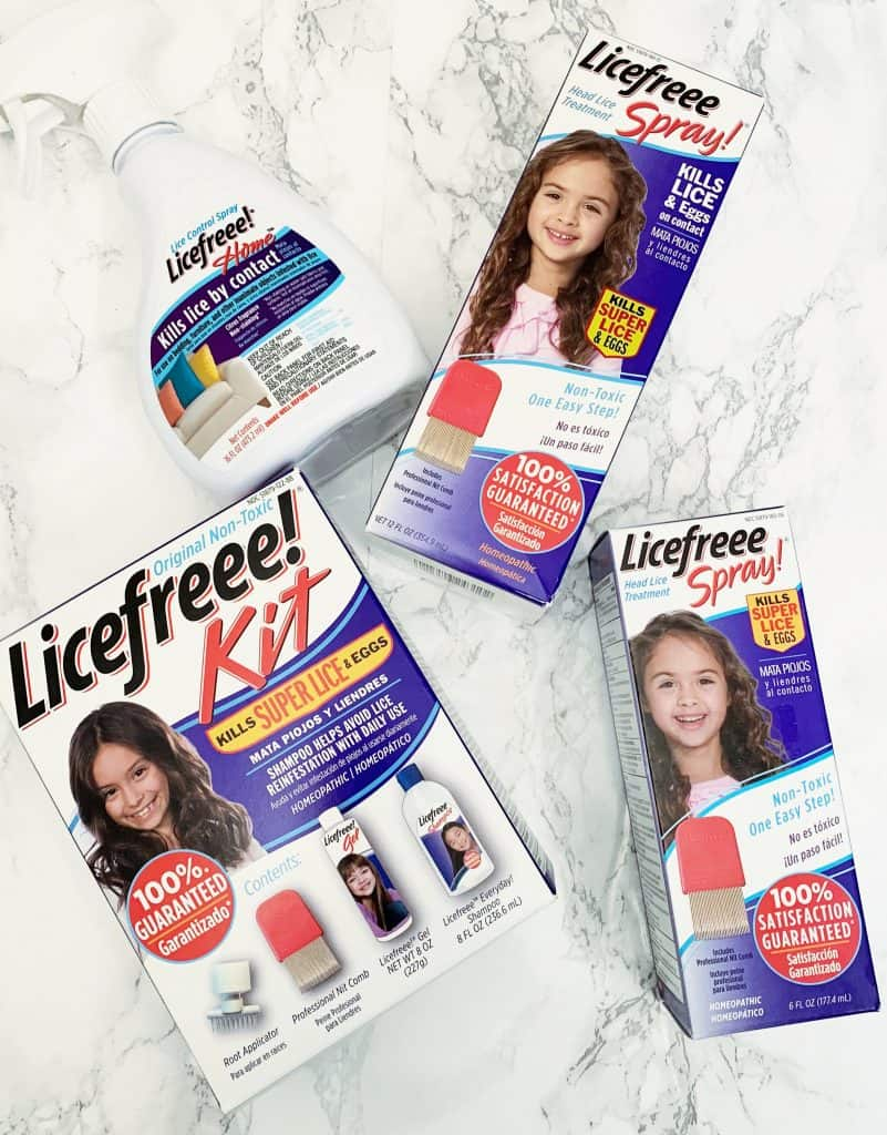 Licefreee! Products