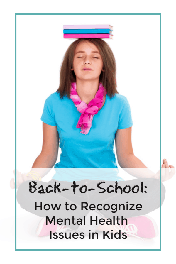 Back-To-School: How to recognize mental health issues in kids