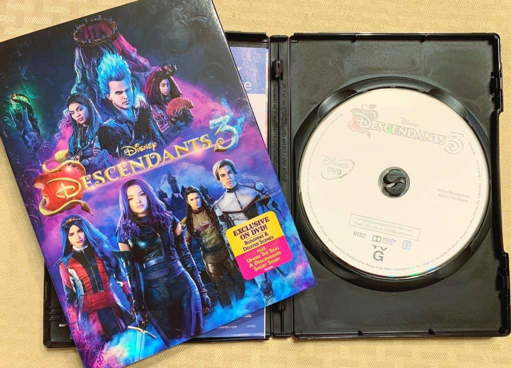 Descendents 3 DVD