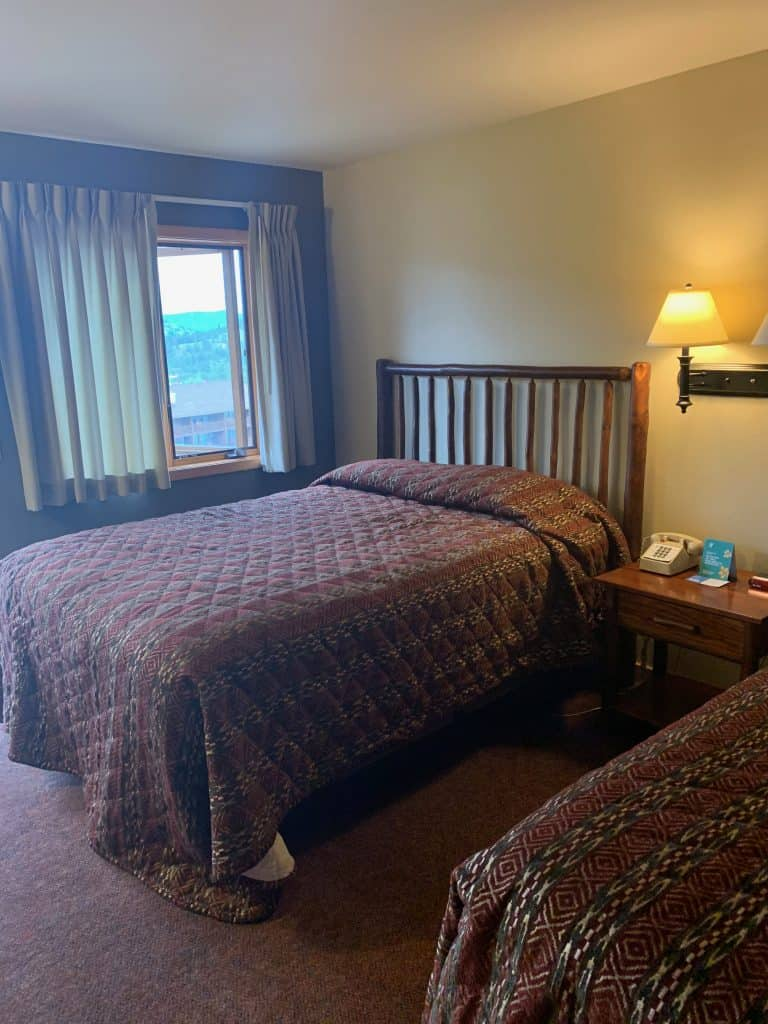 YMCA of the Rockies Lodge Room