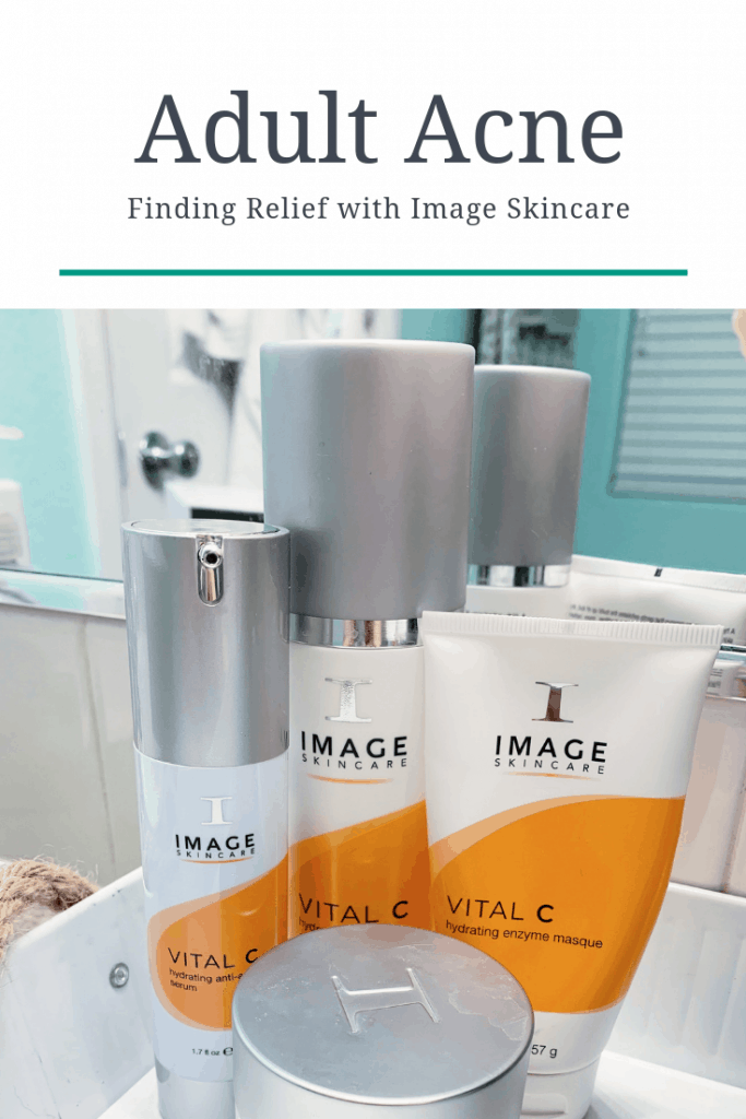 Adult Acne: Finding Relief with Image Skincare