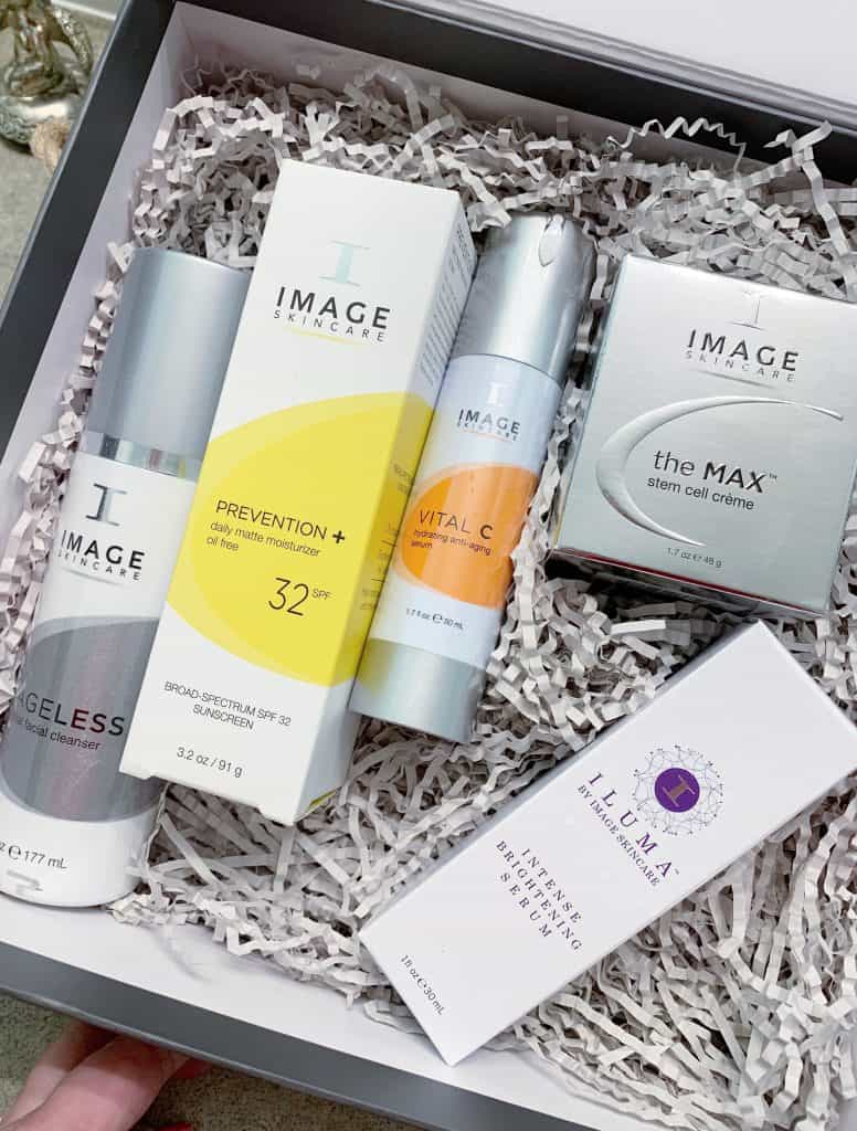 Image Skincare various products