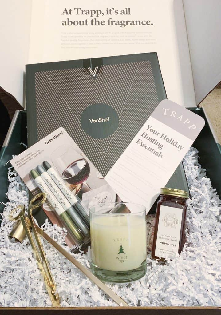Trapp Fragrances Box of Goodies