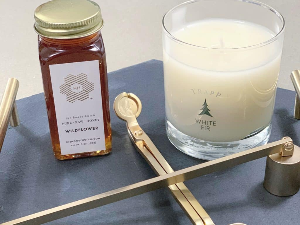 Trapp White Fir Candle