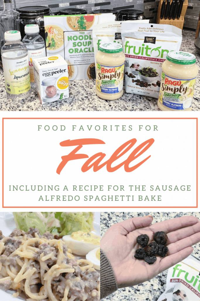 Food Favorites for Fall