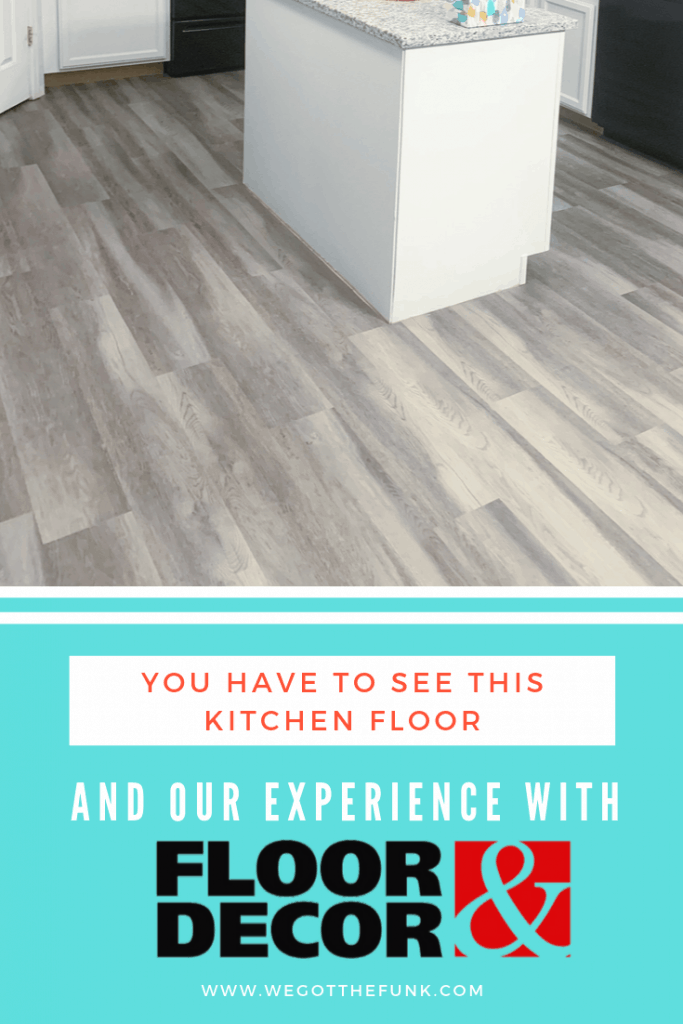 Our Experience with Floor & Decor