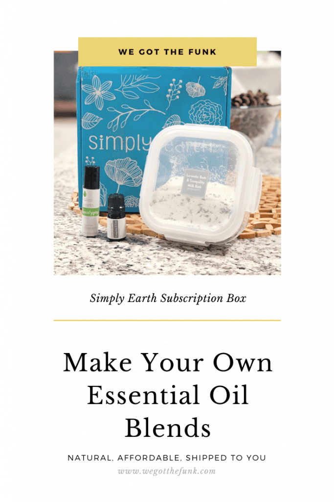 Simply Earth Subscription Box