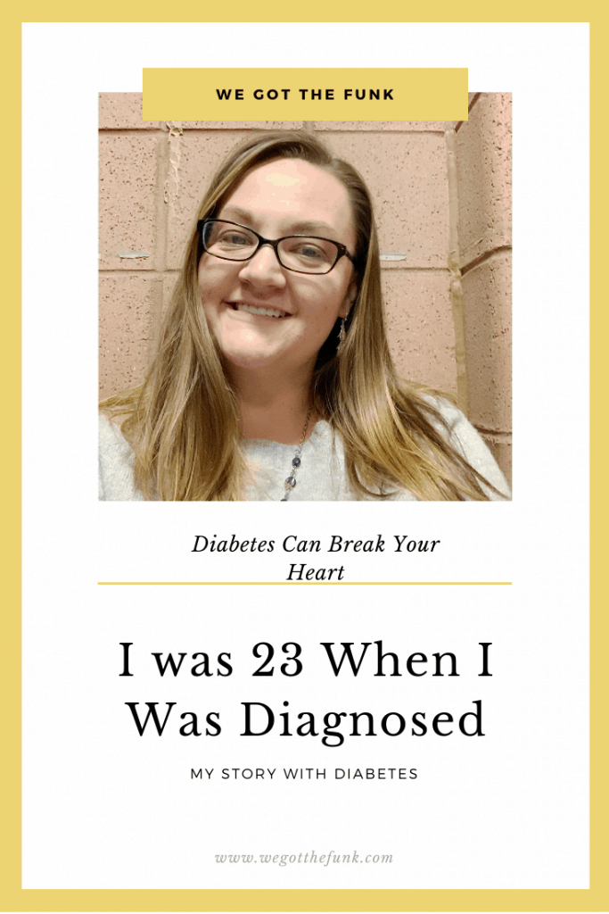I was 23 When I was Diagnosed