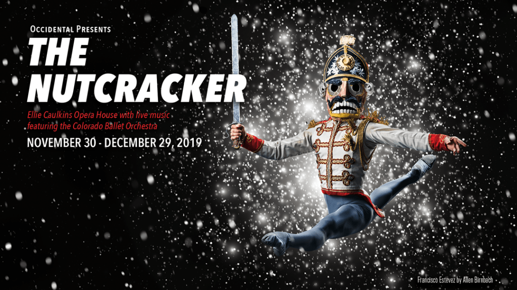2019 Colorado Ballet Presentation of The Nutcracker