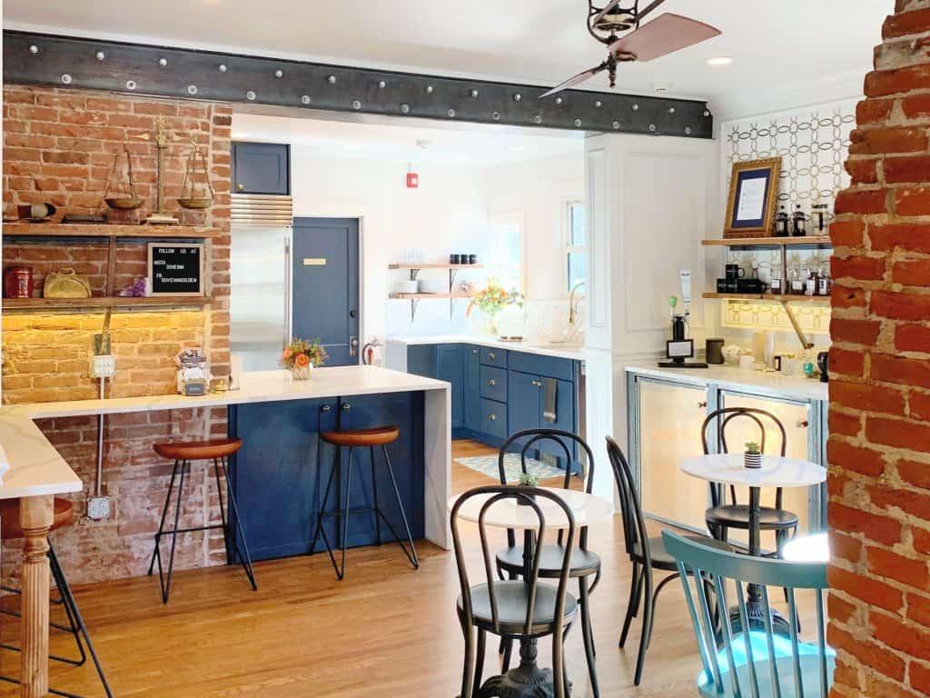 Dine in Kitchen The Dove Inn