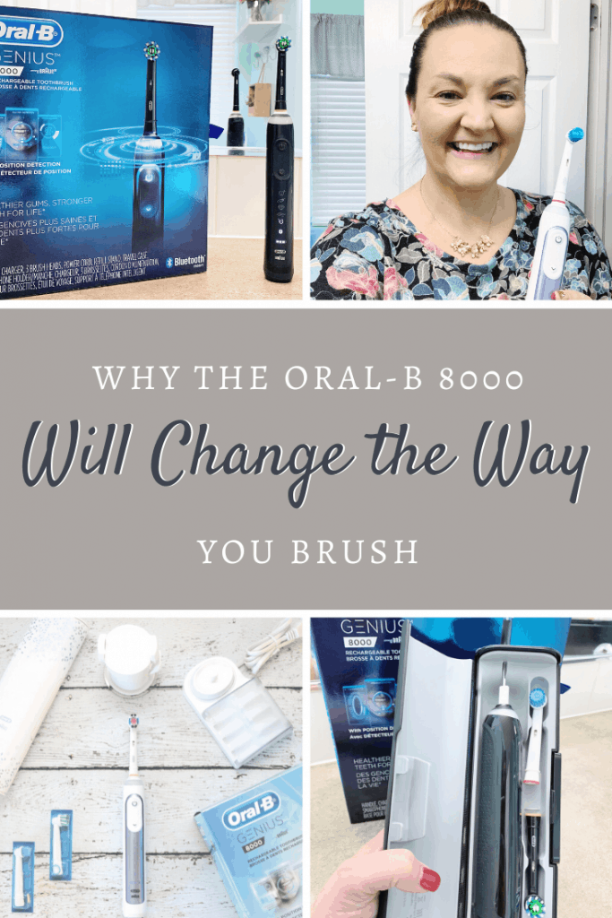 Why the Oral-B 8000 Will Change the Way you brush.