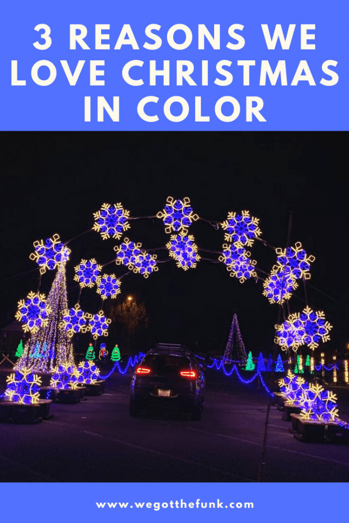 3 Reasons we love Christmas in Color