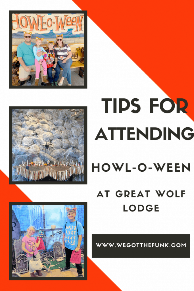 Tips for Attending Howl-O-Ween at Great Wolf Lodge