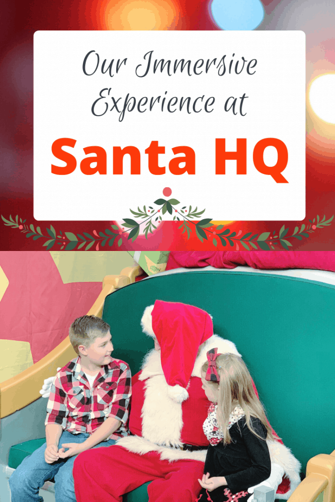 Our Immersive Experience at Santa HQ in Colorado
