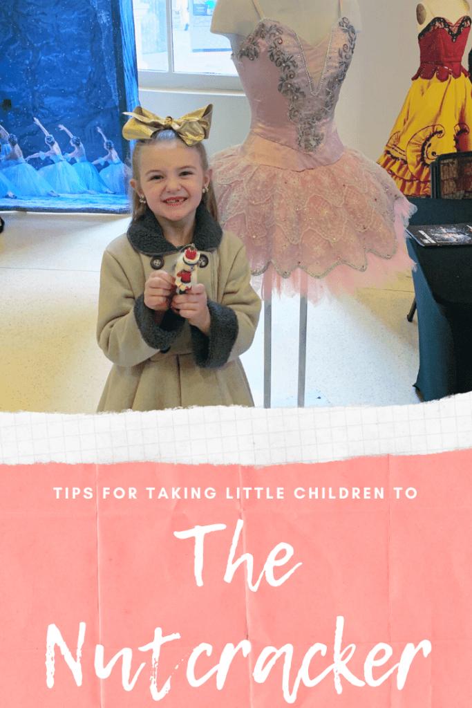 Tips for Taking Little Children to The Nutcracker