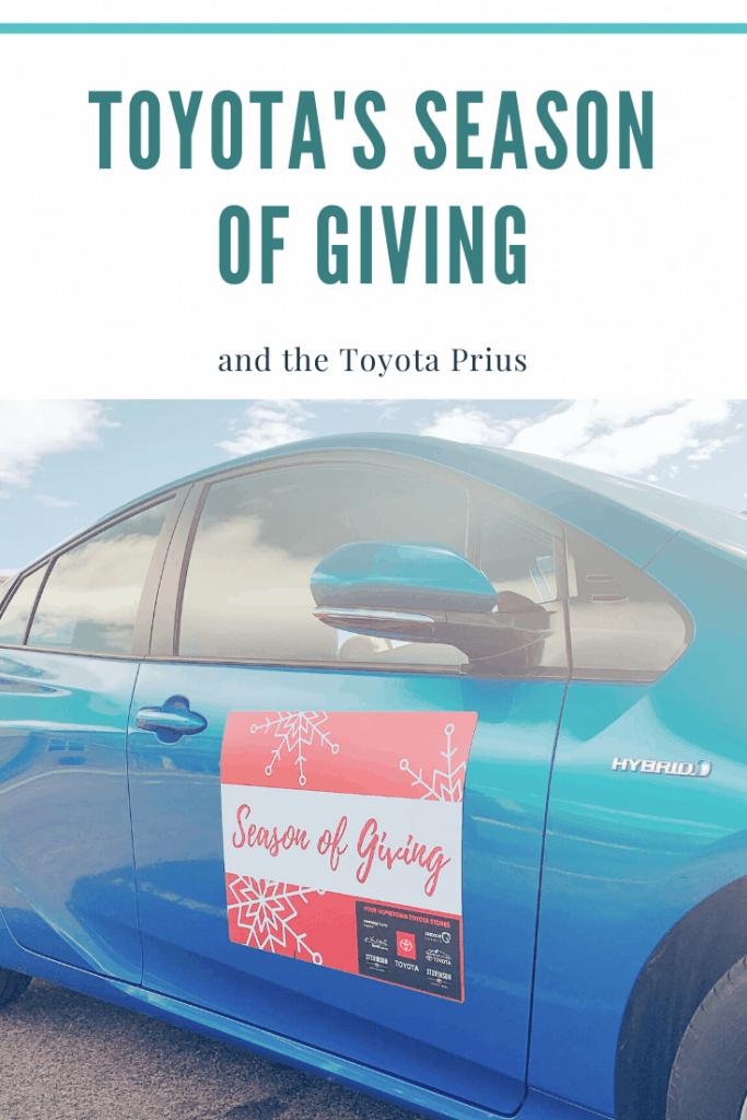 Toyota's Season of Giving