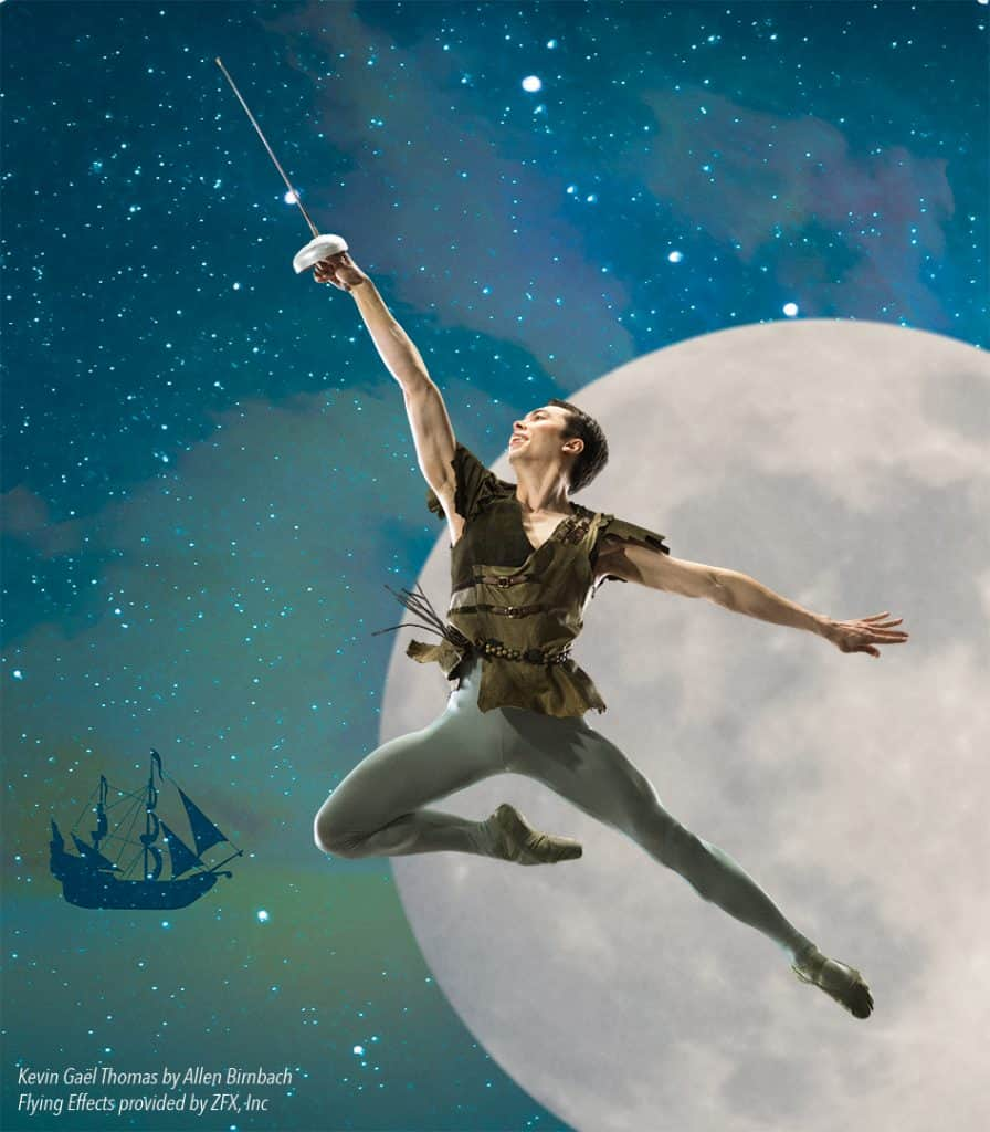 Peter Pan Colorado Ballet