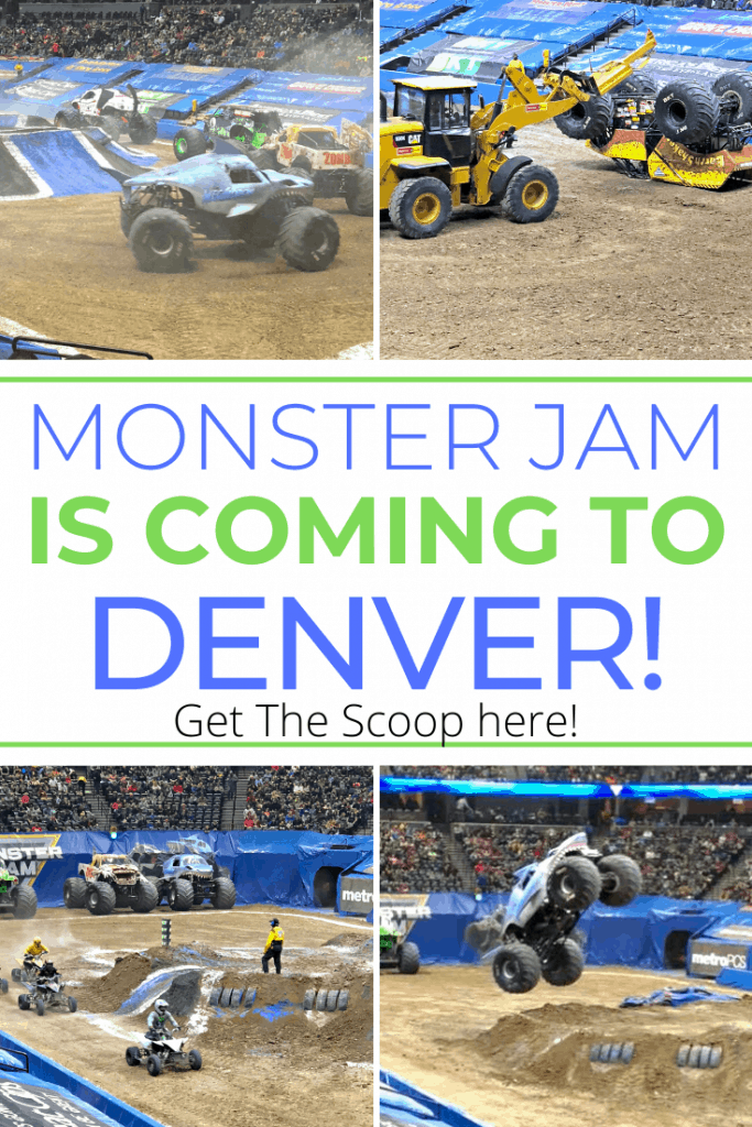 Monster Jam is coming to Denver! Get the Scoop Here