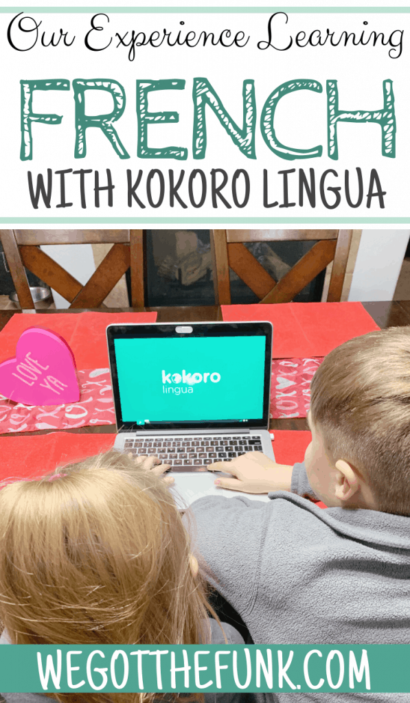 Learning French with KOKORO Lingua