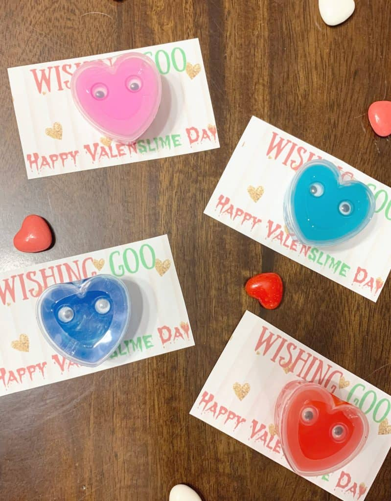 Wishing Goo Happy Valenslime Day