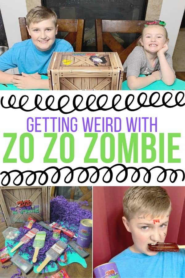 Getting Weird with Zo Zo Zombie
