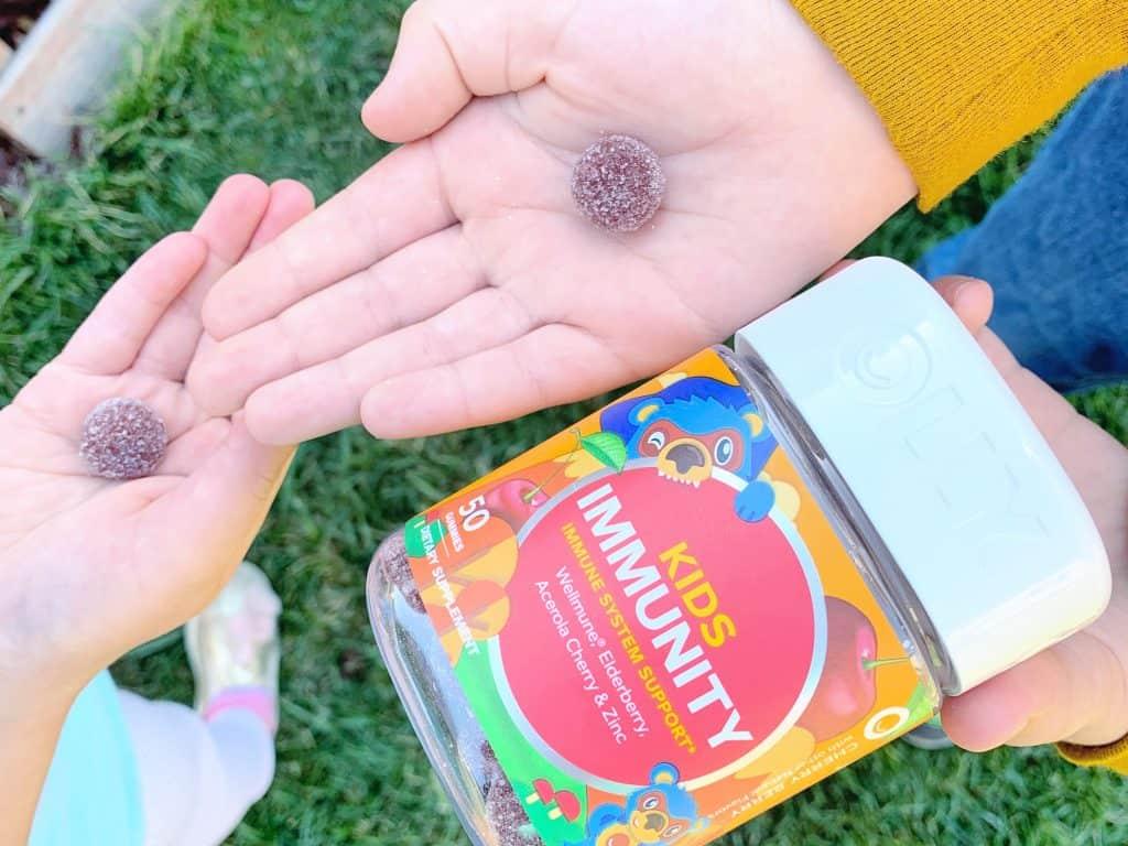 Olly Kids Immunity Vitamins