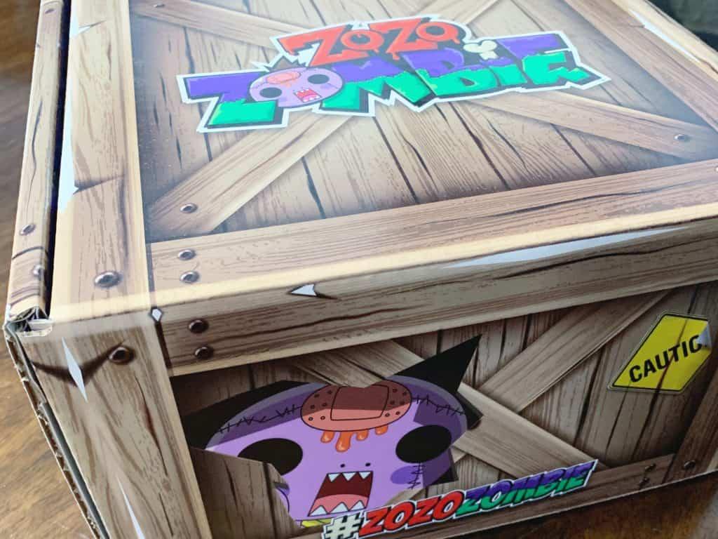 Zo Zo Zombie Unboxing