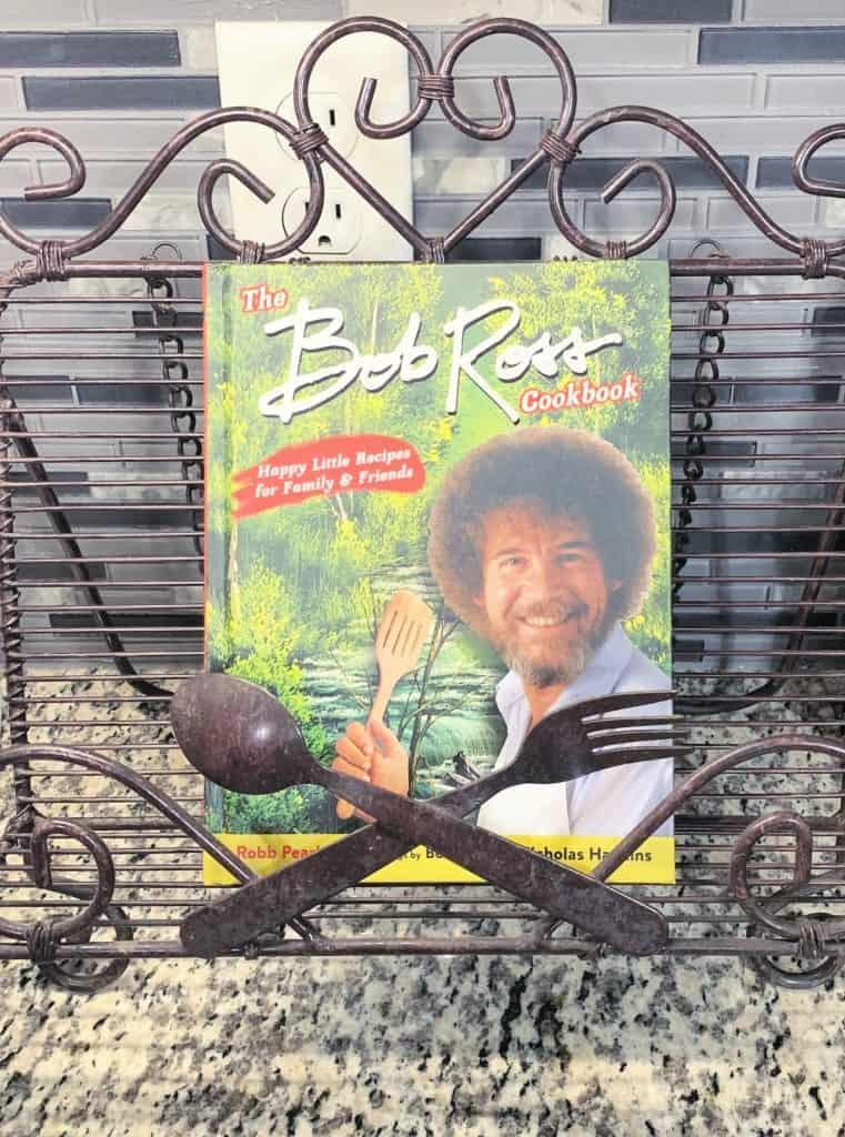 Bob Ross Cookbook