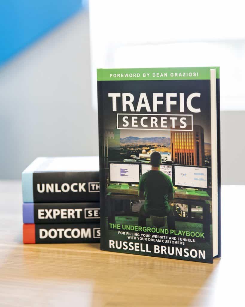 Traffic Secrets Books