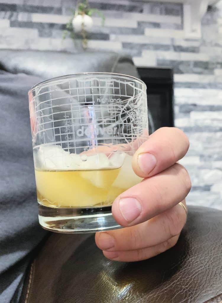 Denver Whisky Glass