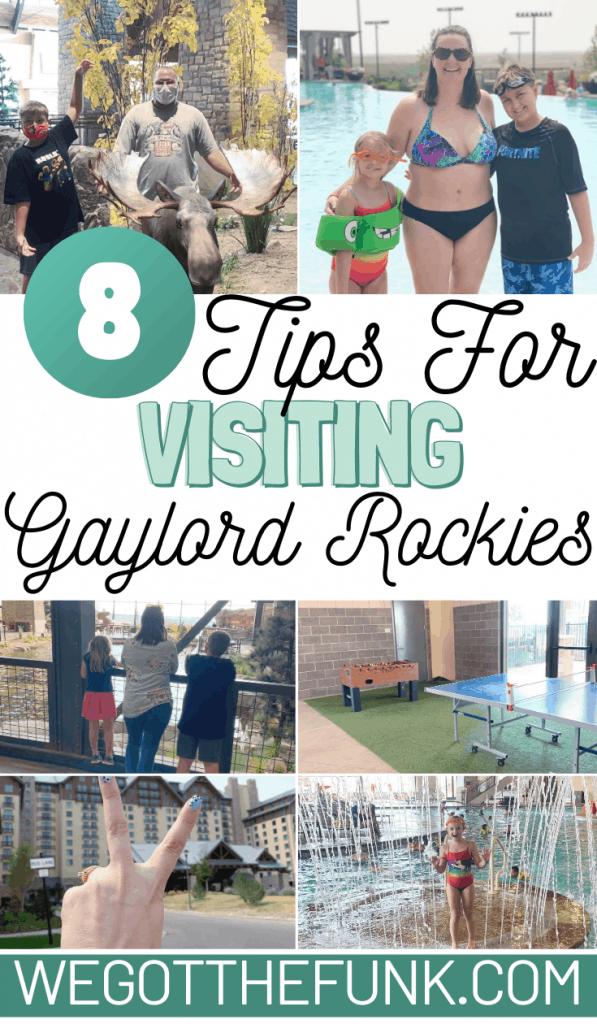 Tips for Visiting Gaylord Rockies