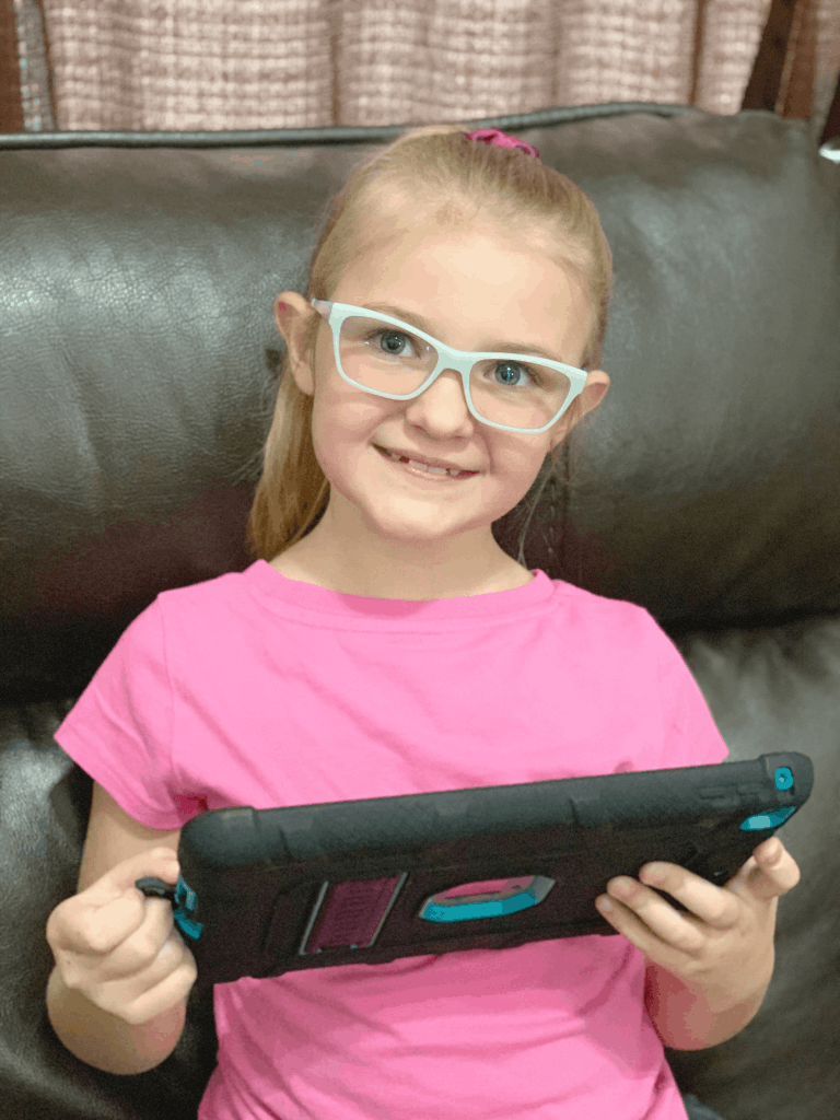 Zenni Blue Light Glasses for Kids