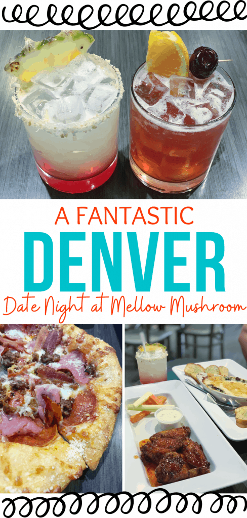 A Fantastic Denver Date Night at Mellow Mushroom