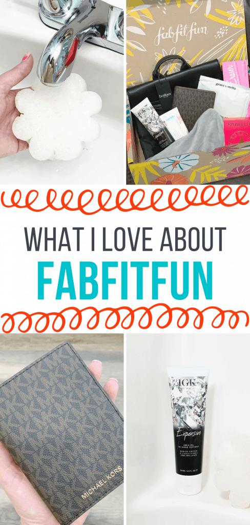 What I love about FabFitFun