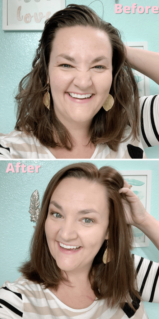 Before and After with eSalon