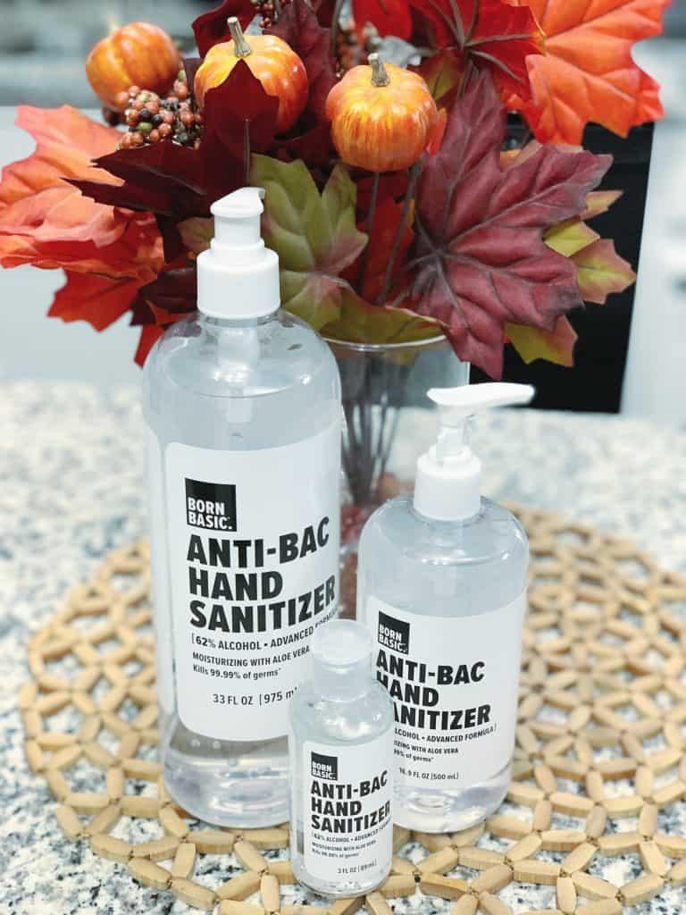 Born Basic Hand Sanitizer