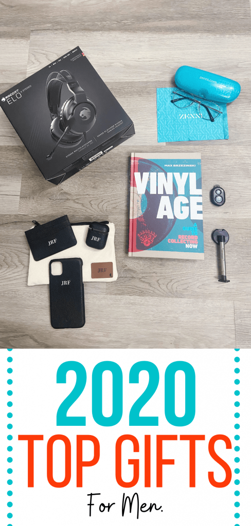 2020 Top Gifts for Men