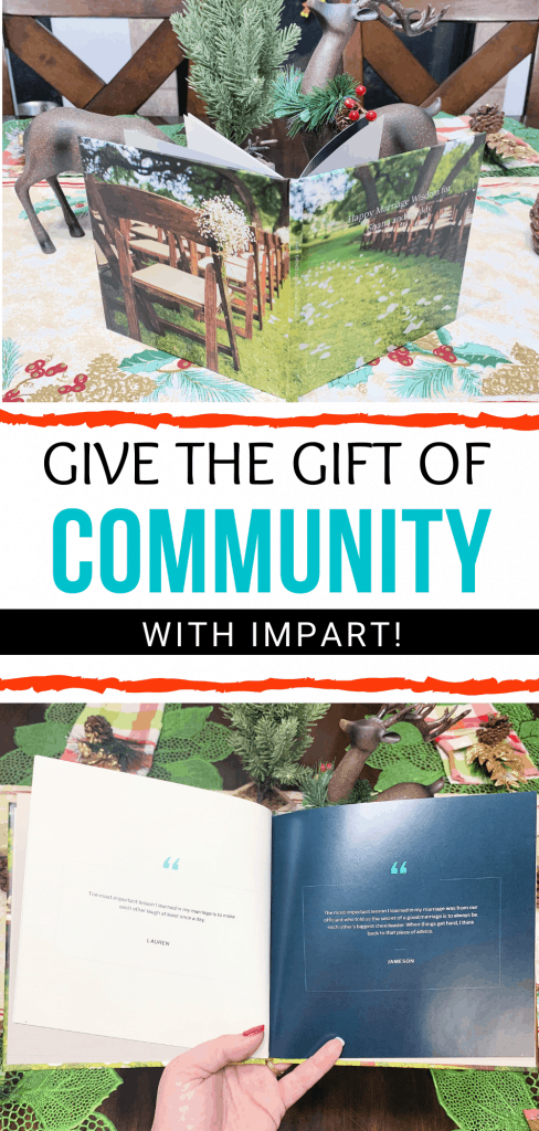 Give the Gift of Community with Impart