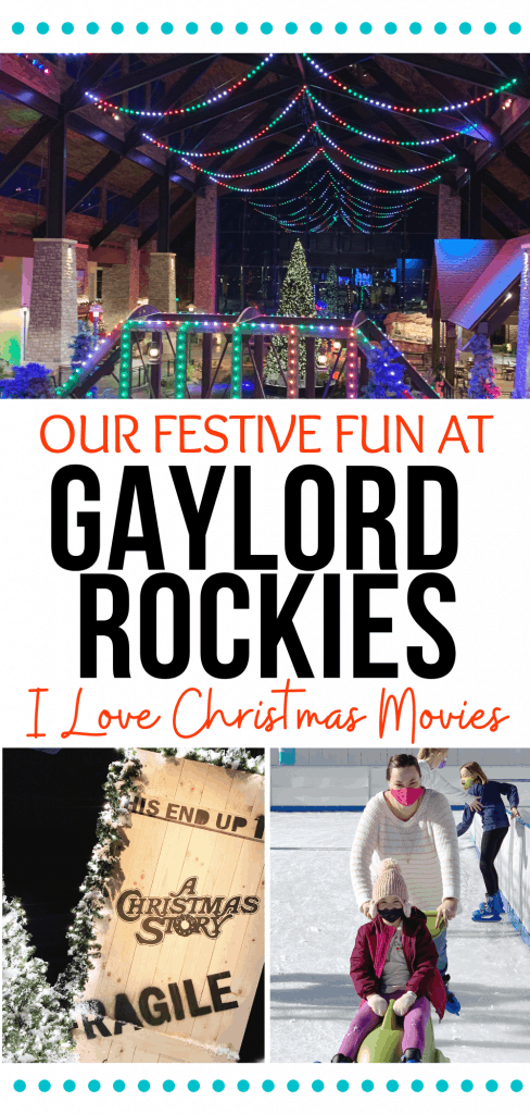 I Love Christmas Movies at Gaylord Rockies