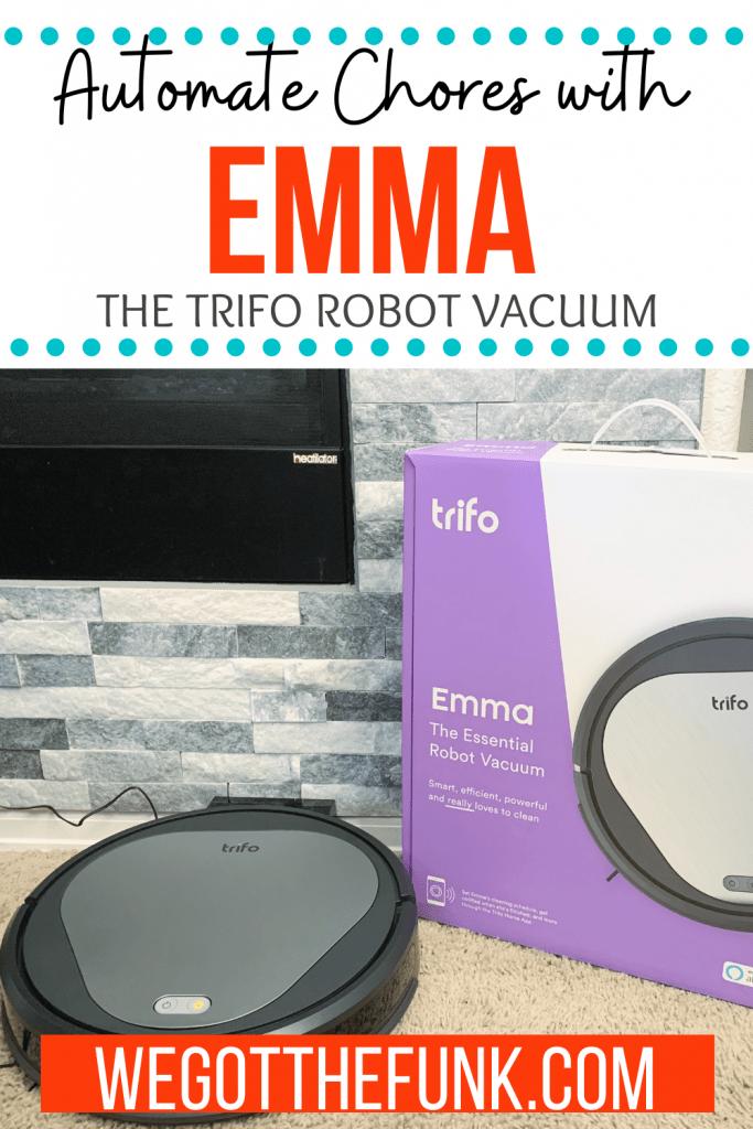 Trifo Robot Vacuum