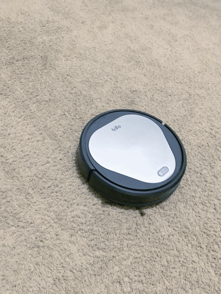Emma the Trifo Robot Vacuum