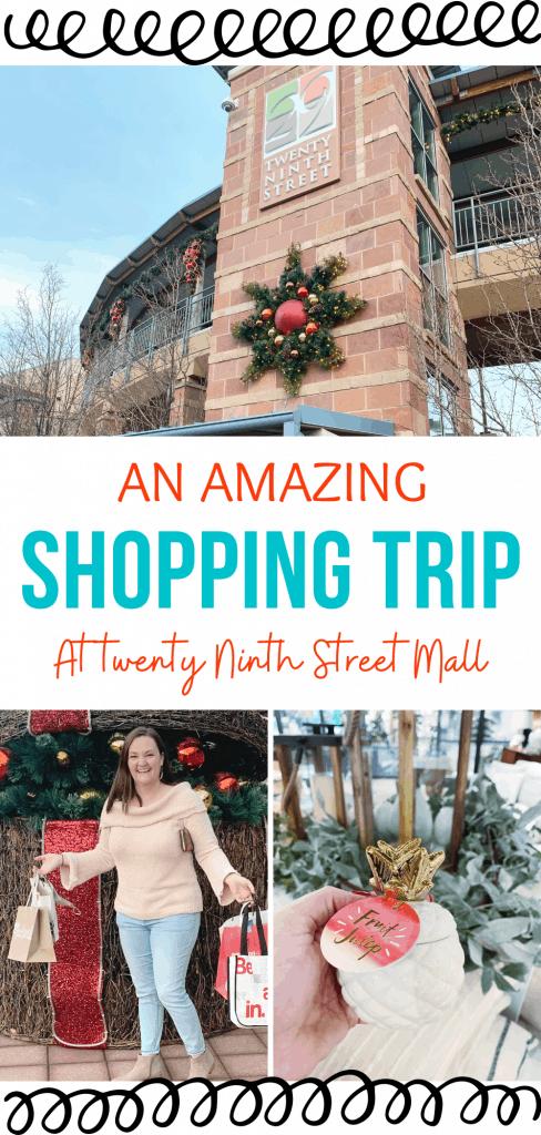 Girls Shopping Trip at Twenty Ninth Street Mall