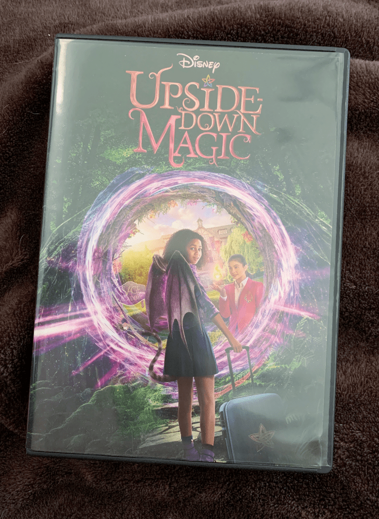 Upside-Down Magic Movie Review