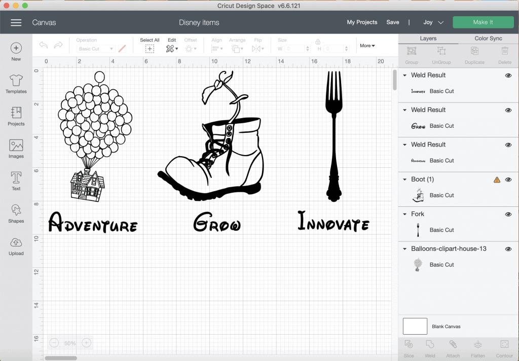 Disney SVG cut files