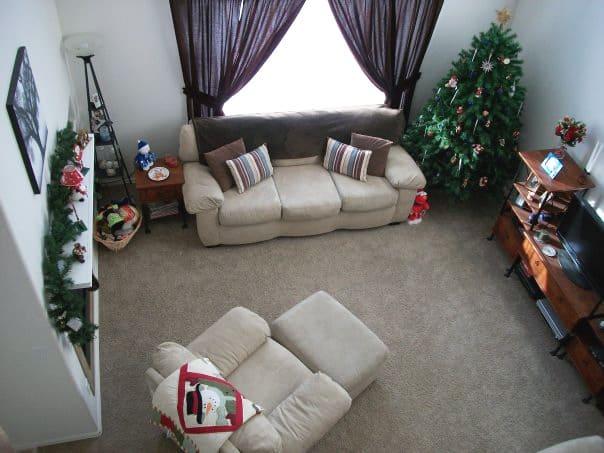 Original Living Room Space