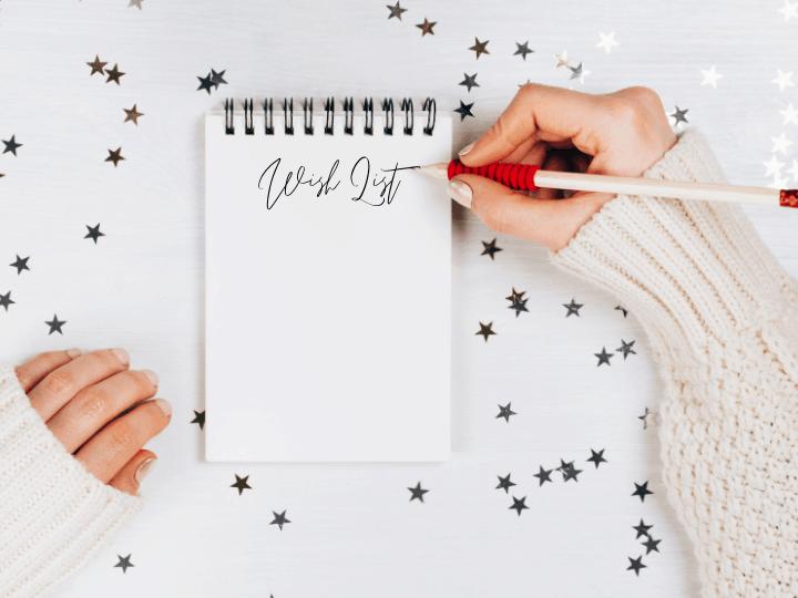 Creating a Wish List